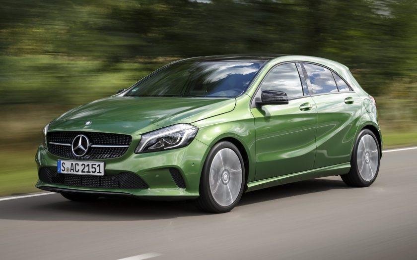 Mercedes-Benz A 200 Style