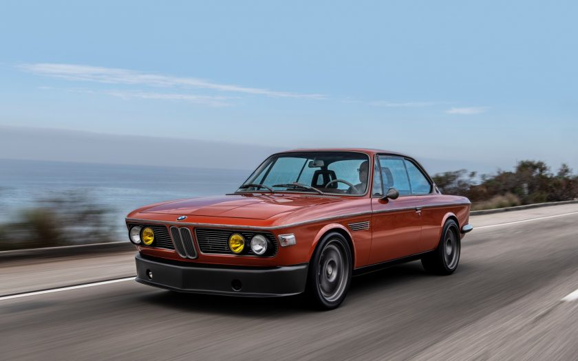 SPEEDKORE 1974 BMW 3.0 CS