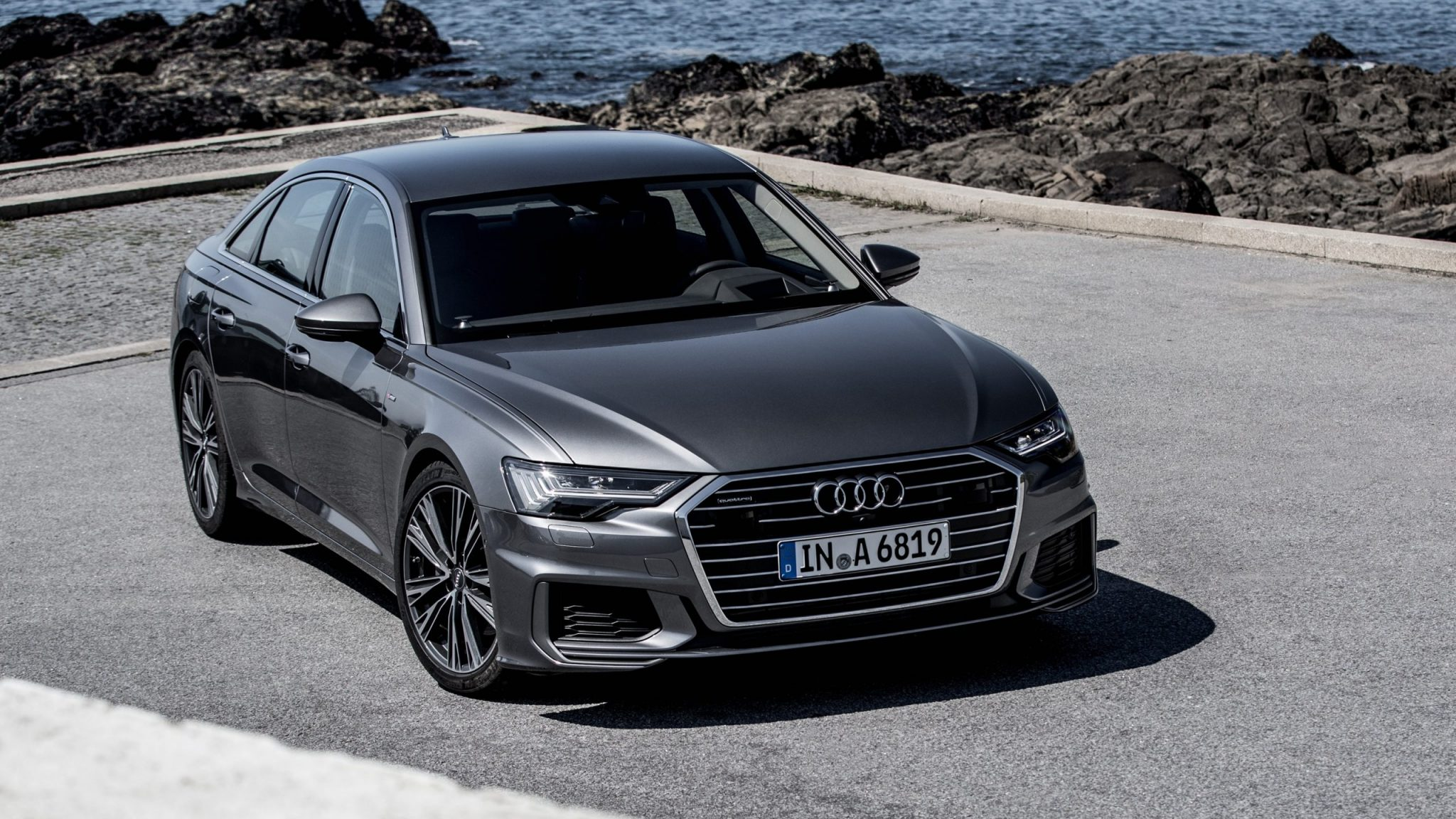 Audi A6 50 TDI quattro S line