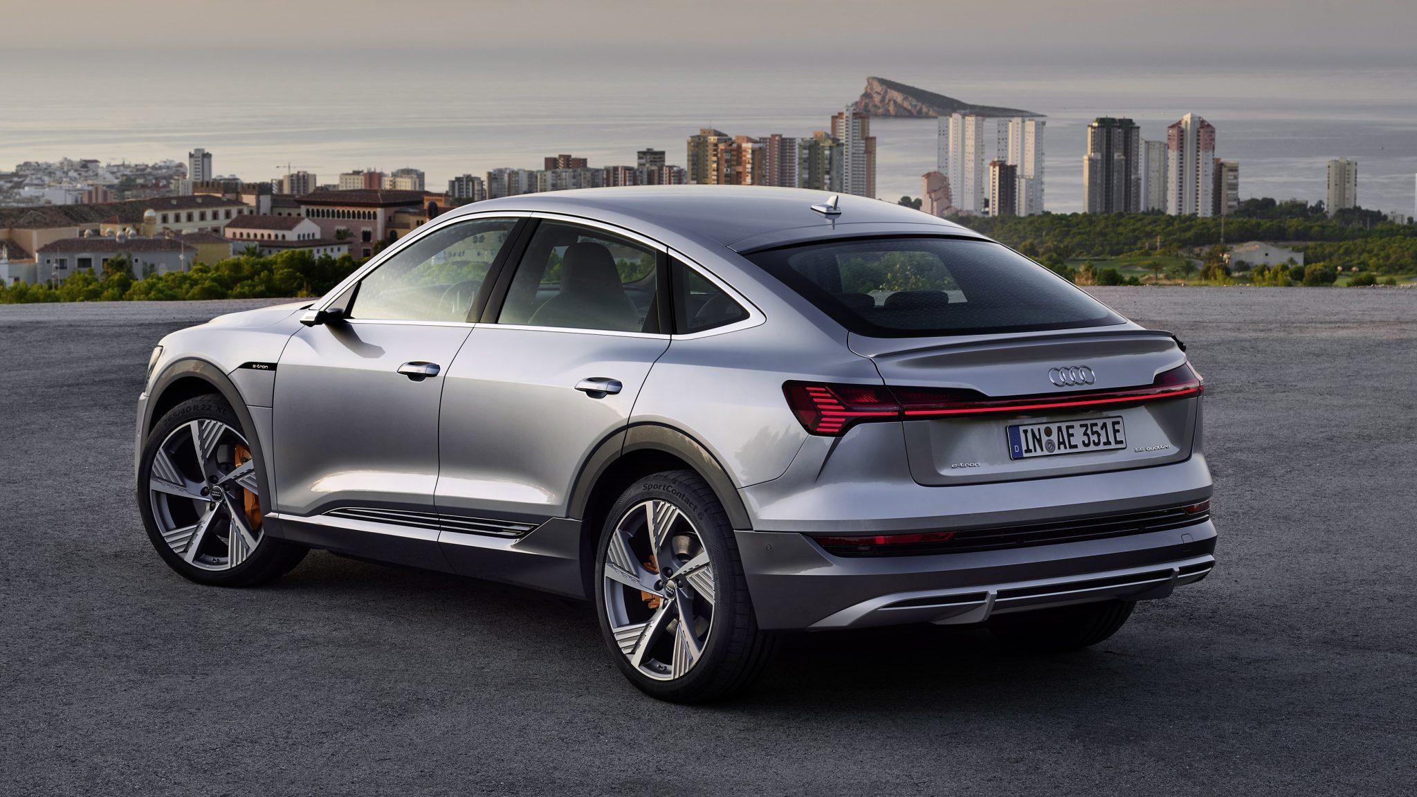 Audi e tron Sportback quattro