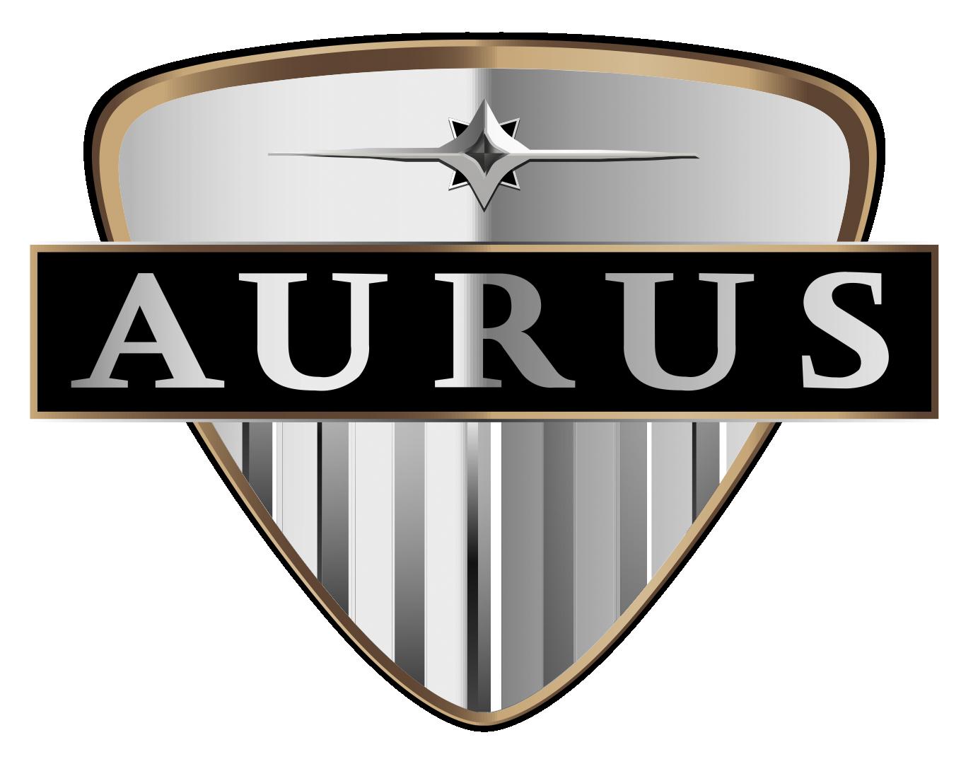 Эмблема Aurus