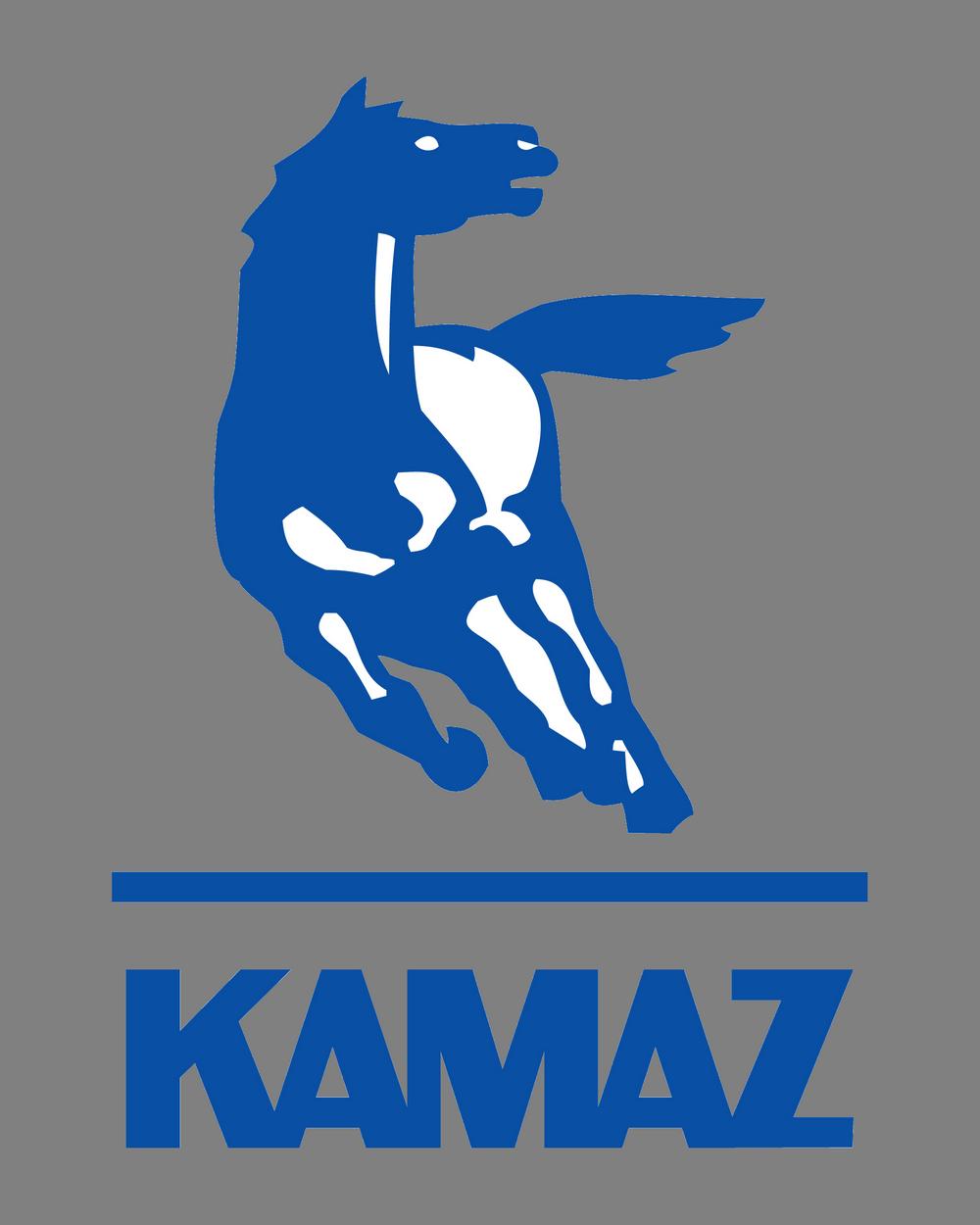 Эмблема КАМАЗ