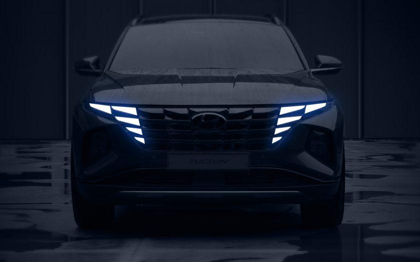 Hyundai Tucson четвертого поколения
