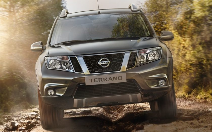 Nissan Terrano 3 Restyling