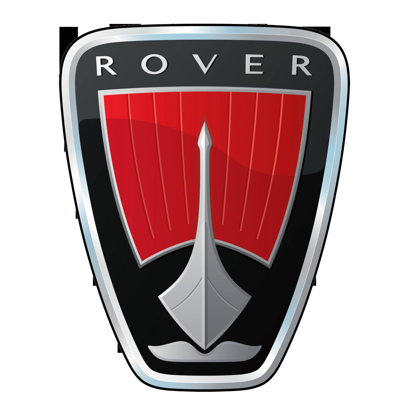 Эмблема ровер