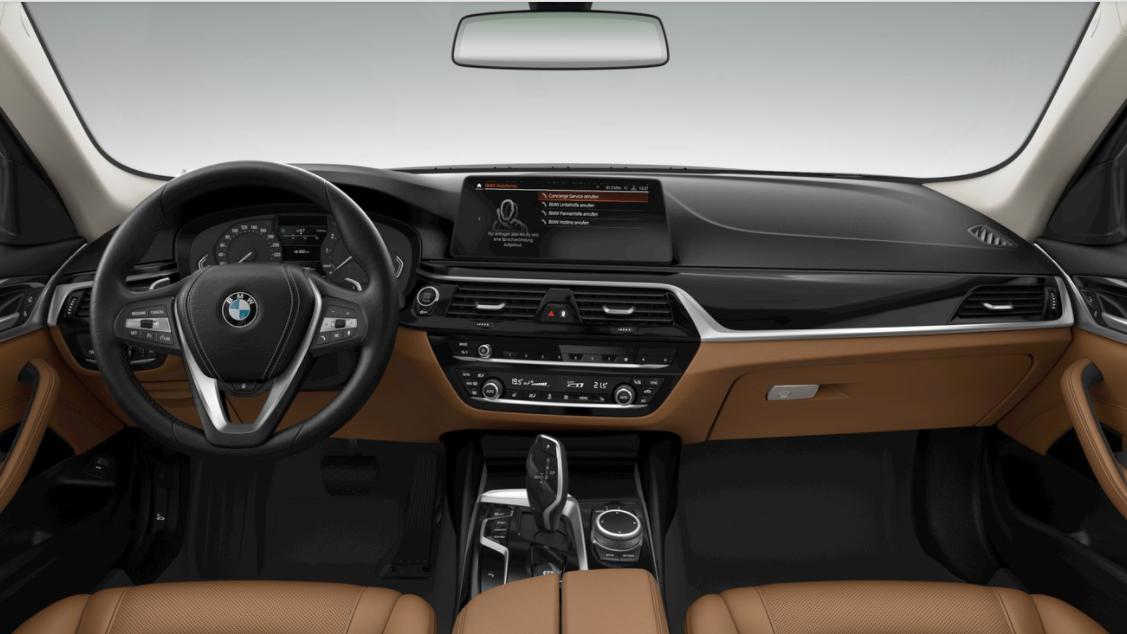 BMW 5-Series 2020 Restaling