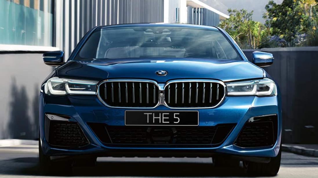 BMW 5-Series 2020 Restayling