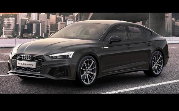 Audi A5 Sportback Edition One