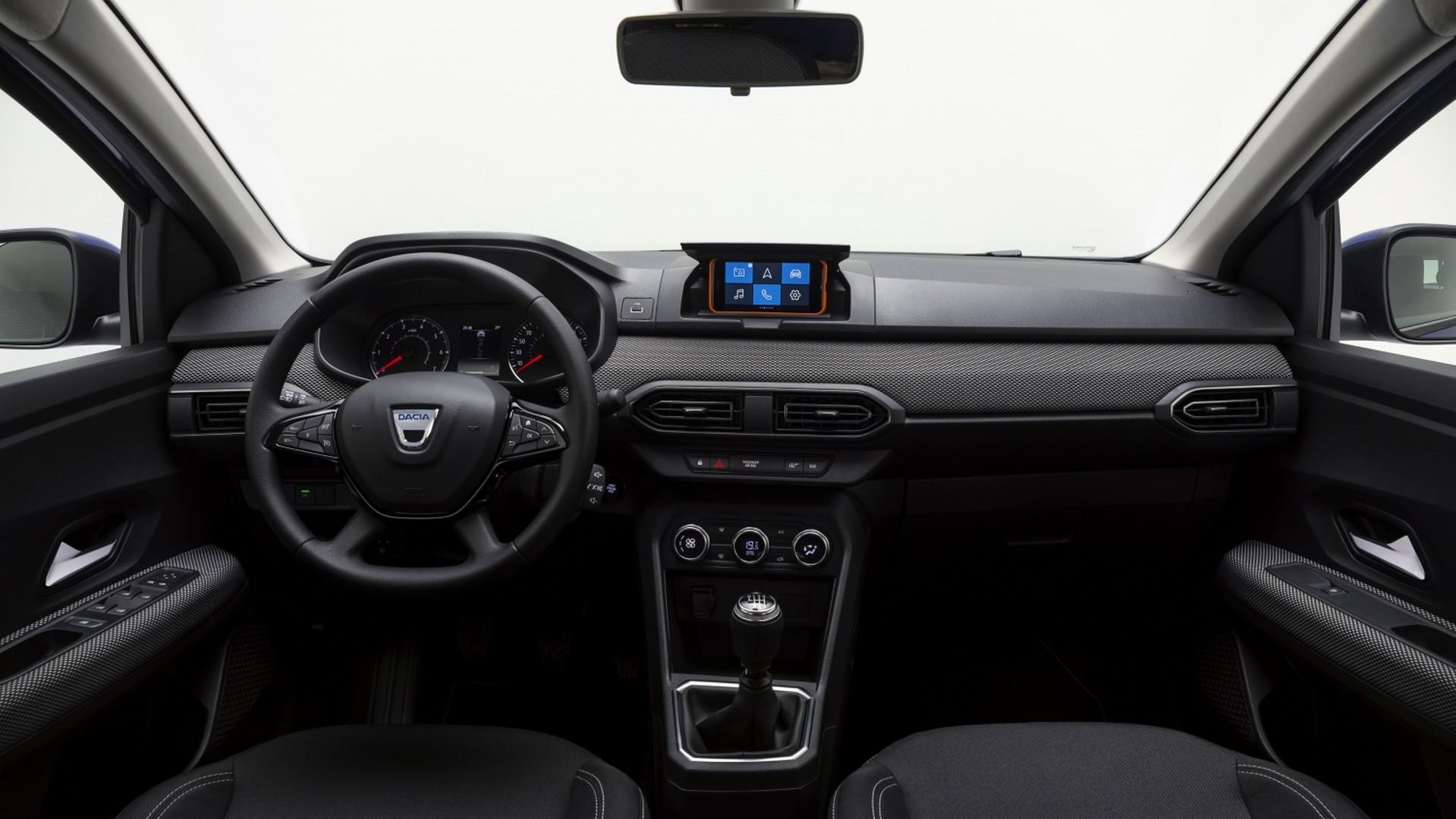 Dacia Sandero 3 поколения