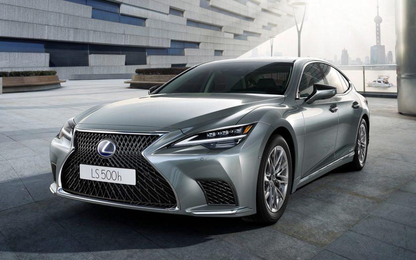 Lexus LS 2020
