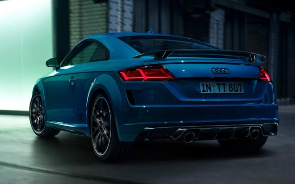 Audi TT competition plus