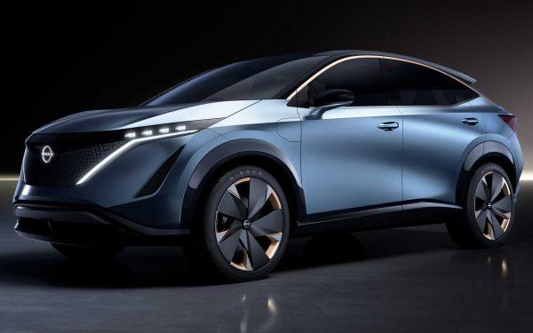 Концепт Nissan IMx