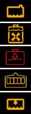 Индикатор низкого уровня охлаждающей жидкости
