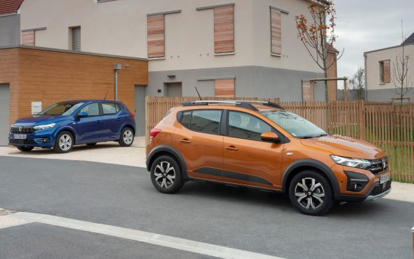 Dacia SANDERO and New Dacia Sandero Stepway