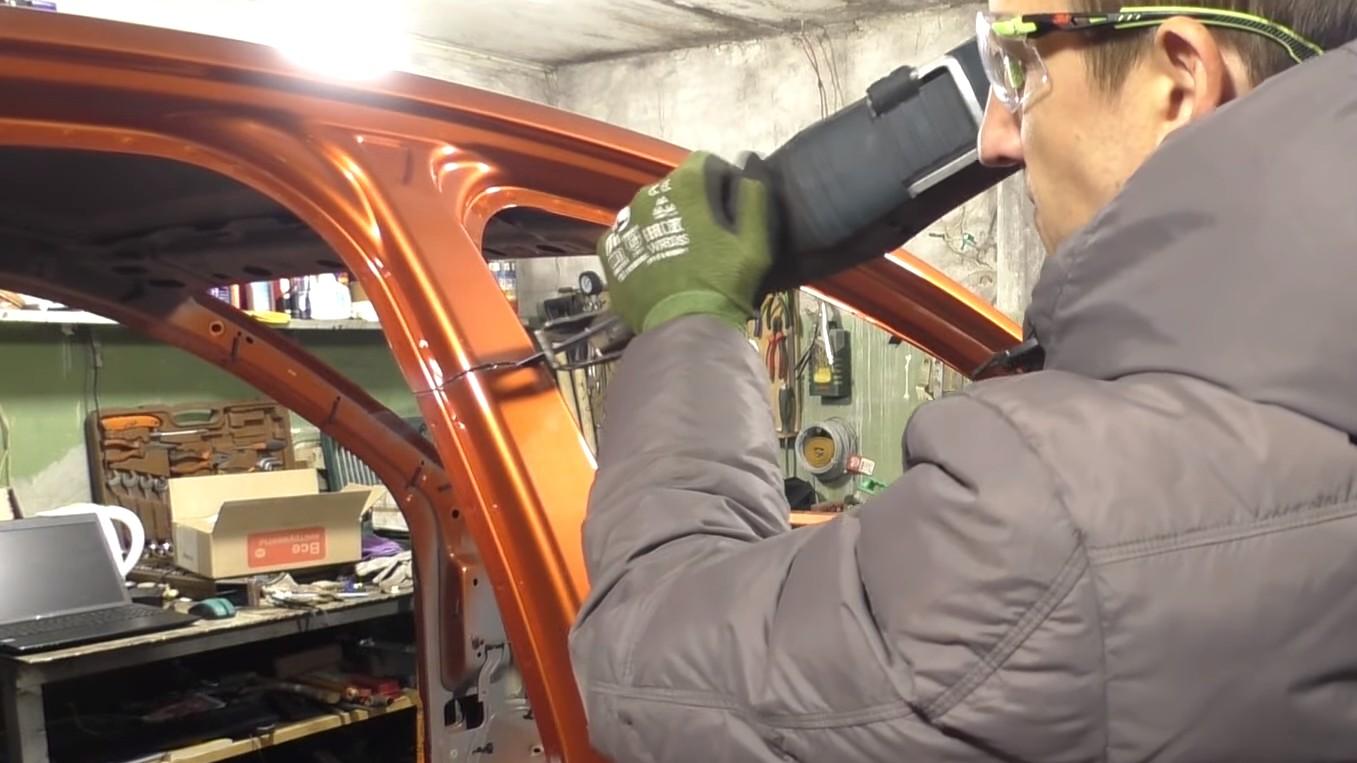 Кузов Lada Vesta