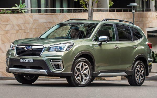 2020 Subaru Forester Hybrid L