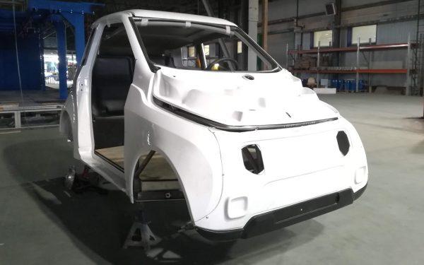 Производство Zetta City Modul 1