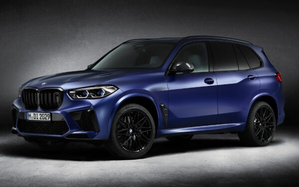 "BMW X5 M Competition ""First Edition"""