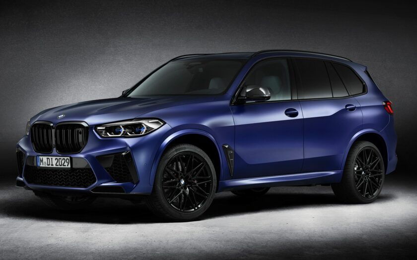 """BMW X5 M Competition """"First Edition"""""""
