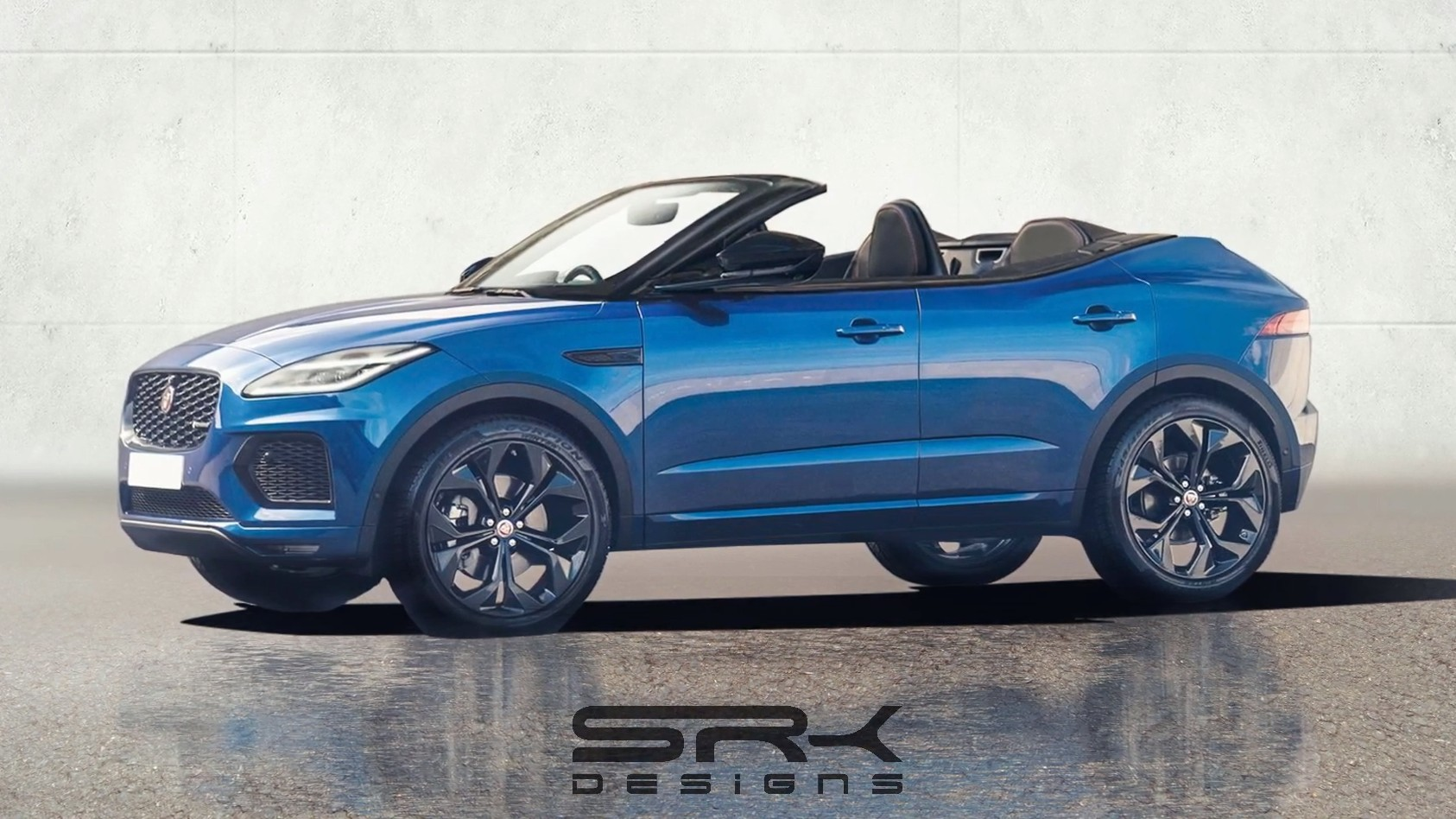 Jaguar E-Pace Convertible