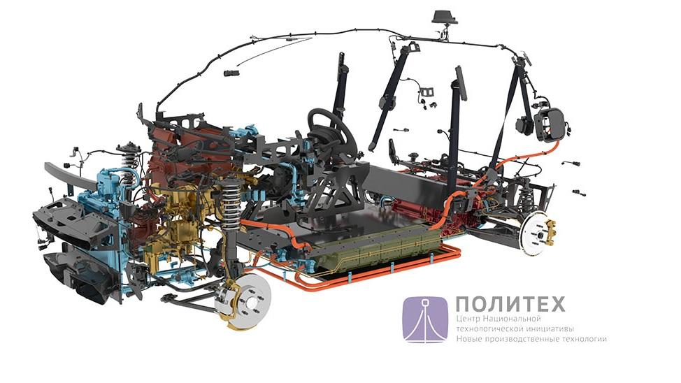Конструкция Кама-1