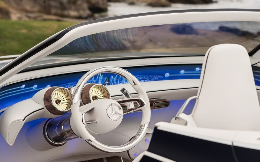 Vision Mercedes-Maybach Six Cabriolet