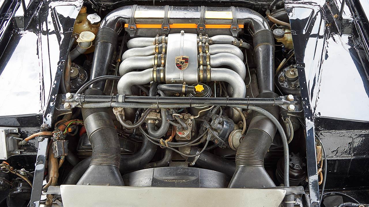 Под капотом Volkswagen Golf 928 Artz
