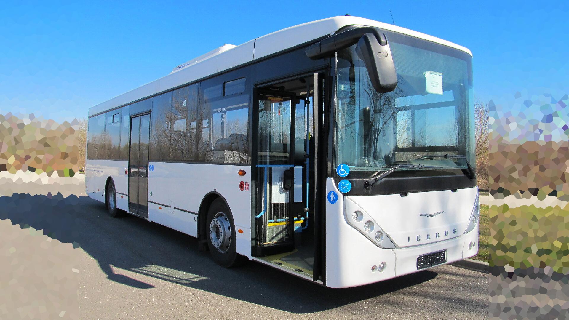 Возрожденный Ikarus 125