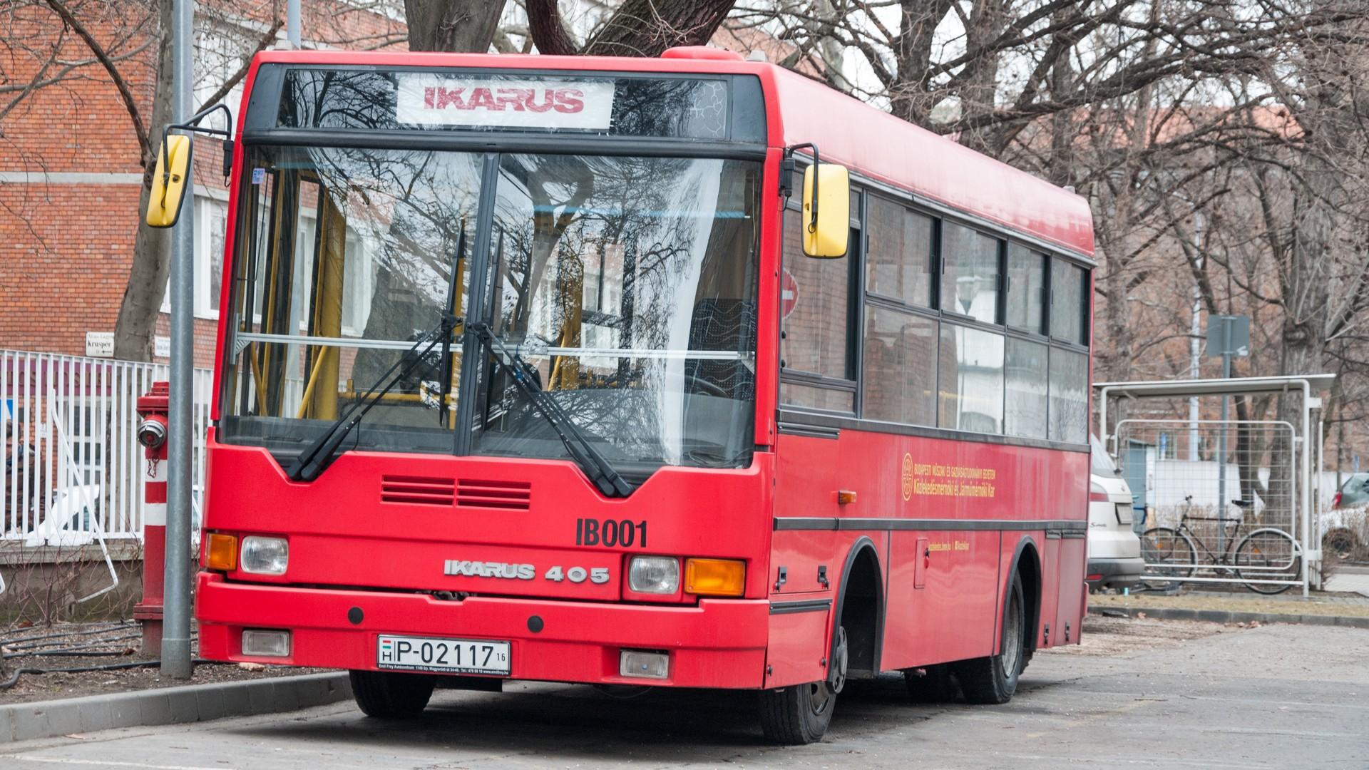Ikarus 405