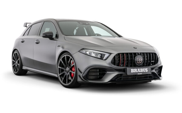 Brabus Mercedes-AMG A 45 S 4MATIC +