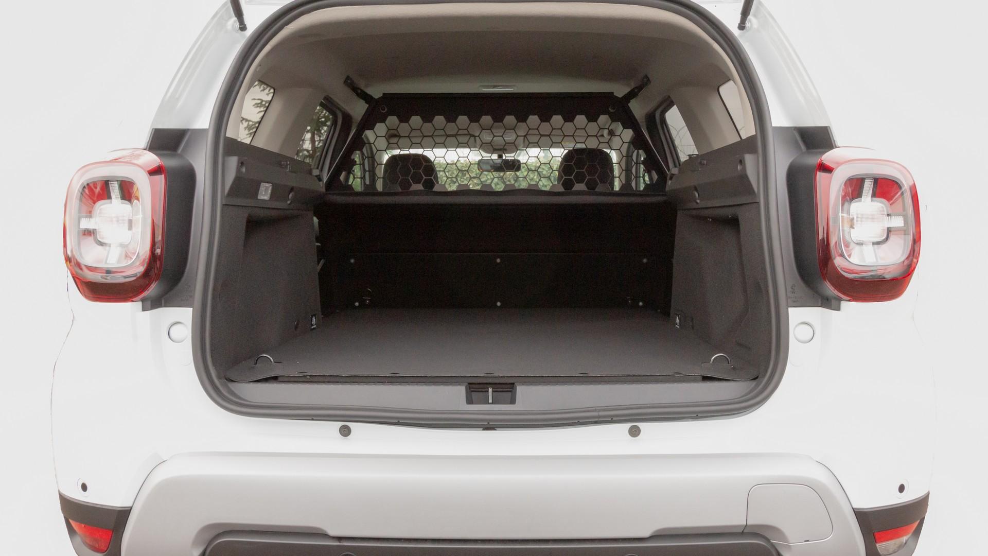Багажник Dacia Duster Commercial