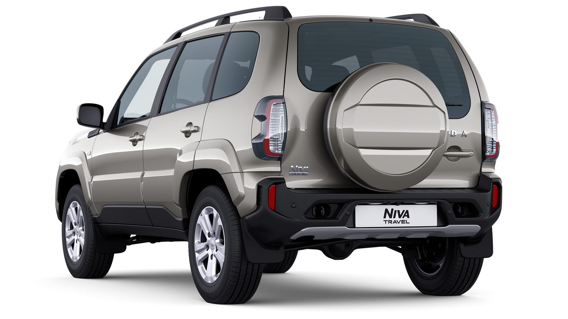 Lada Niva Travel