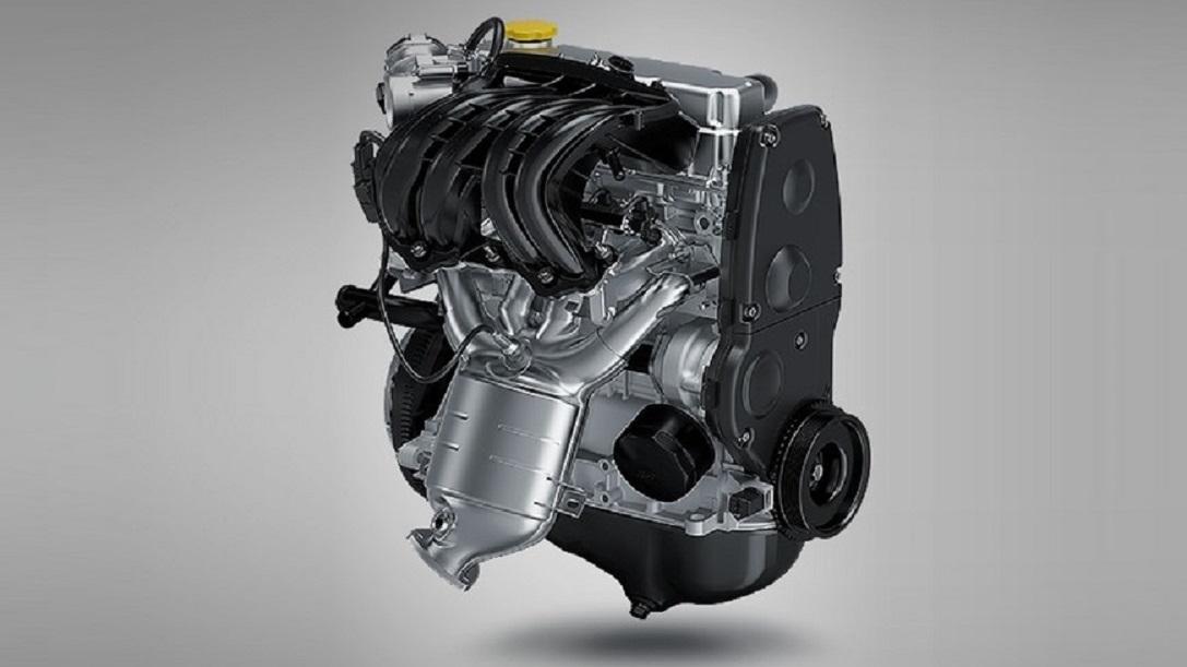 Двигатель ВАЗ-11182