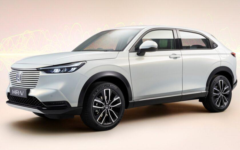 Honda HR-V e:HEV третьего поколения
