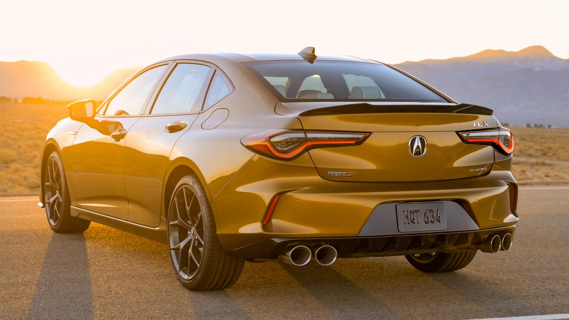 Acura TLX Type S 2021