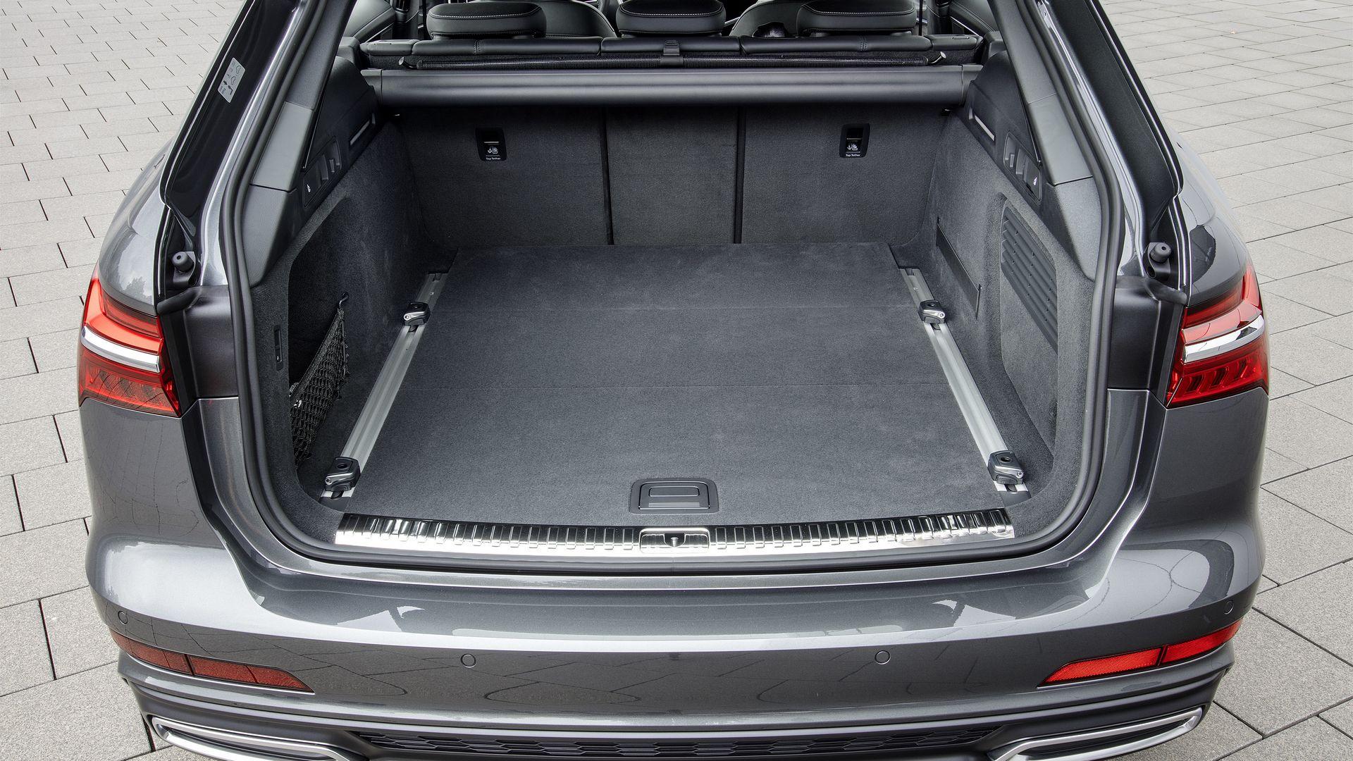 Багажник Audi A6