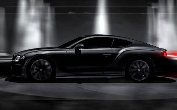 Bentley Сontinental GT Speed