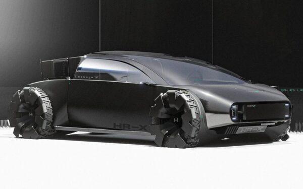 Honda HR-X Delsol
