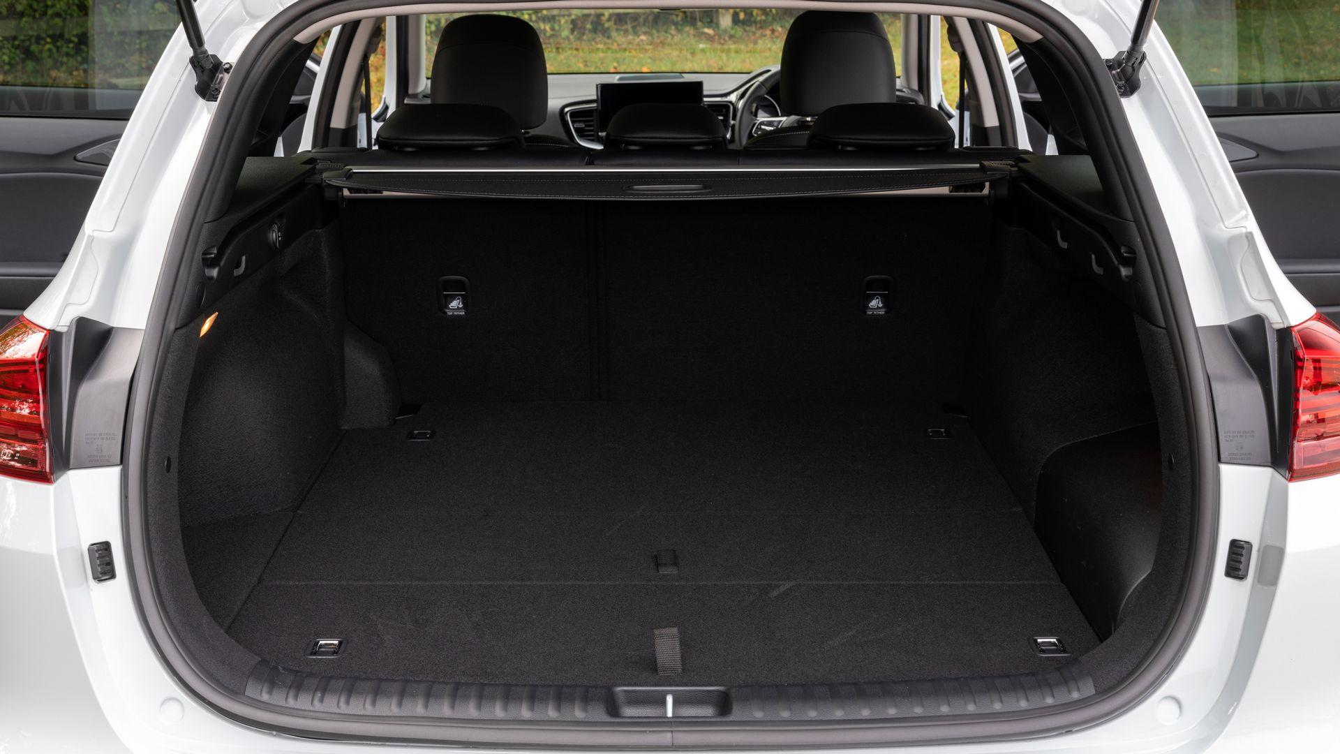 Багажник Kia Ceed Sportswagon