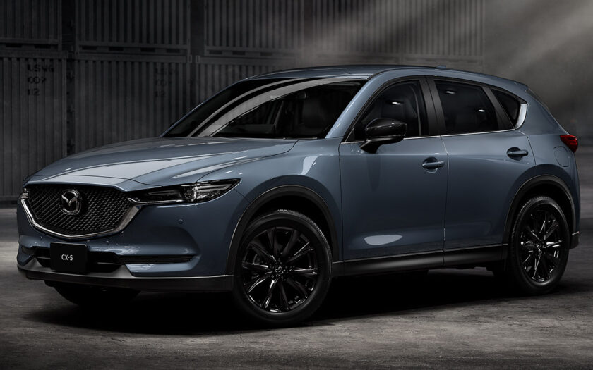 Mazda CX-5 Black Tone Edition