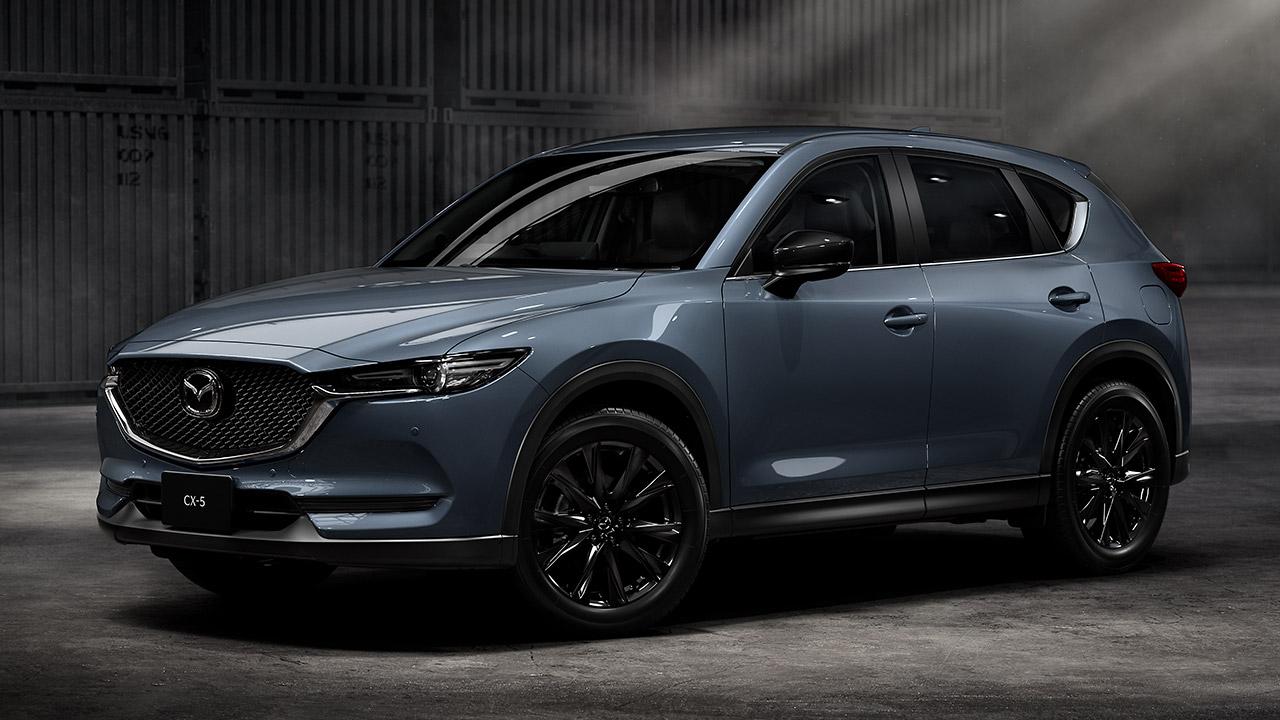 Mazda CX-5 Black Tone Edition