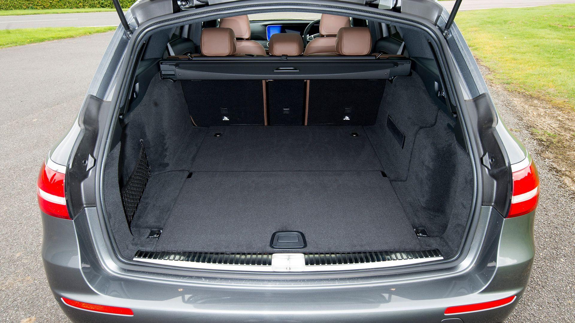 Багажник Mercedes-AMG E63 S 4 Matic Estate