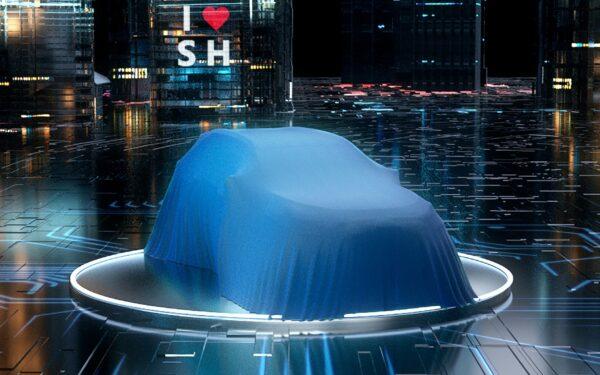 Новый электрокроссовер Toyota