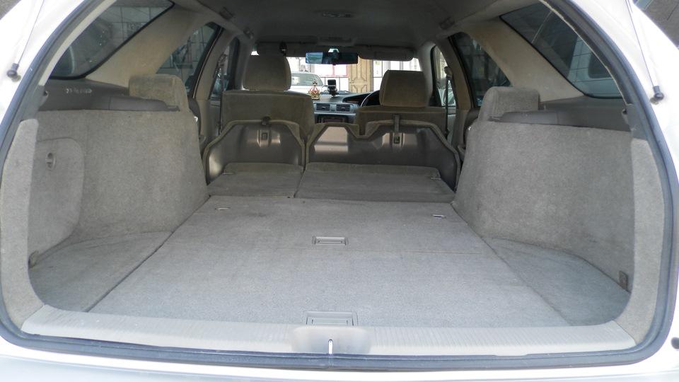 Багажник Toyota Mark II Wagon Qualis