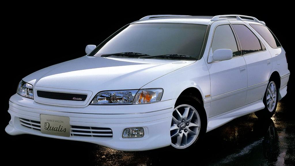 Toyota Mark II Wagon Qualis