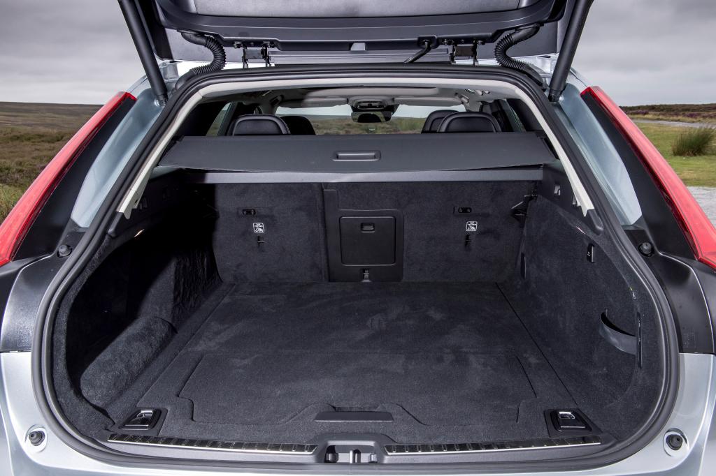 Багажник Volvo V90 D4 Inscription