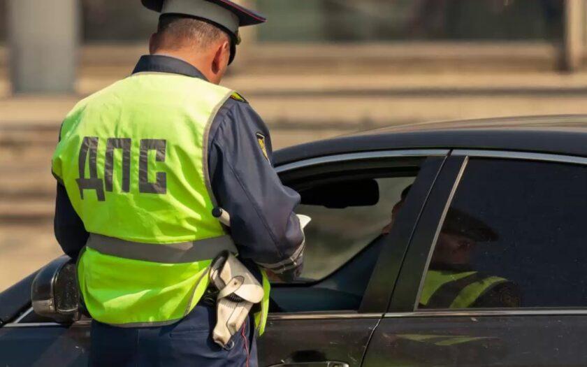 Вождение авто без права управления