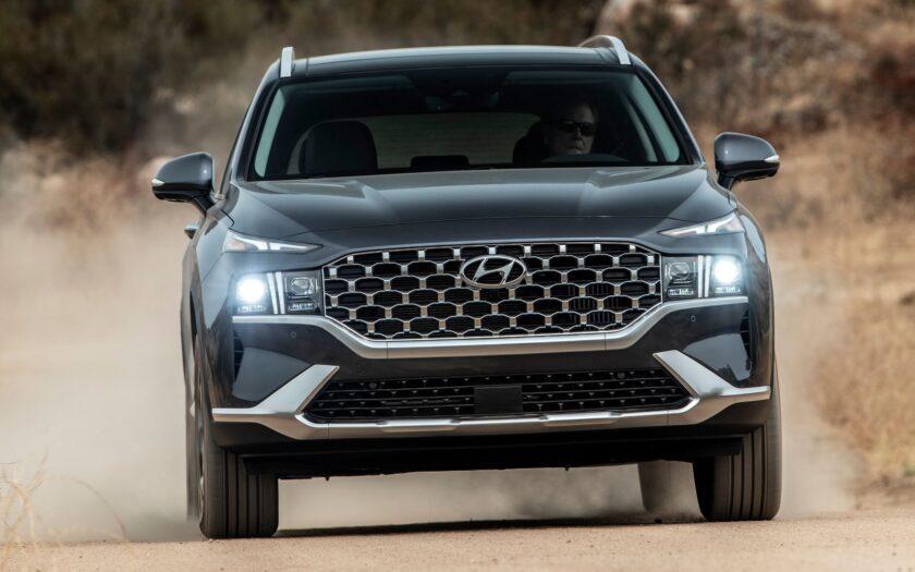 Hyundai Santa Fe для рынка Северной Америки