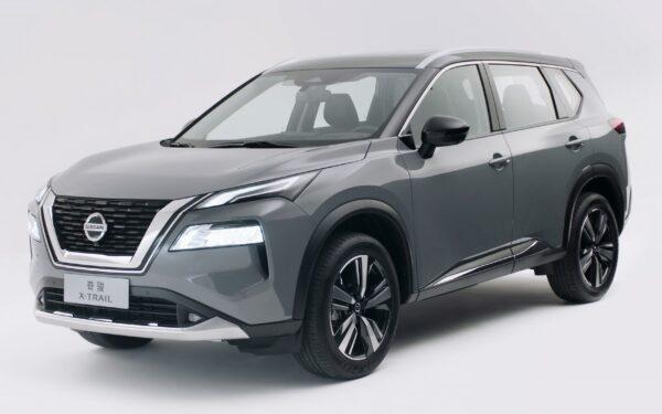 Nissan X-Trail четвертого поколения
