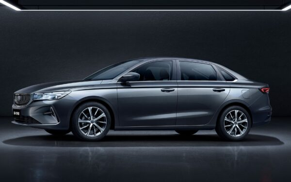 Geely Emgrand Up